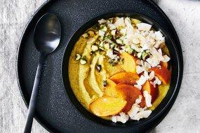 gluten free turmeric porridge